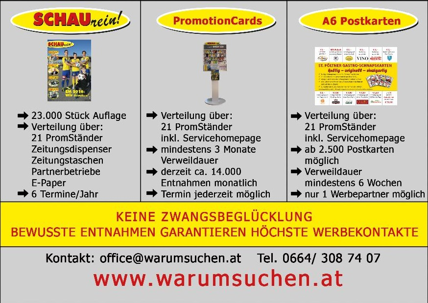 Promotioncards